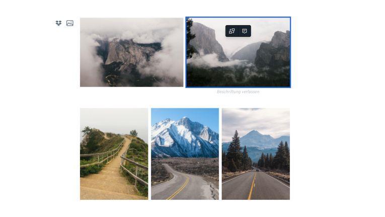 Überblick: Bilder