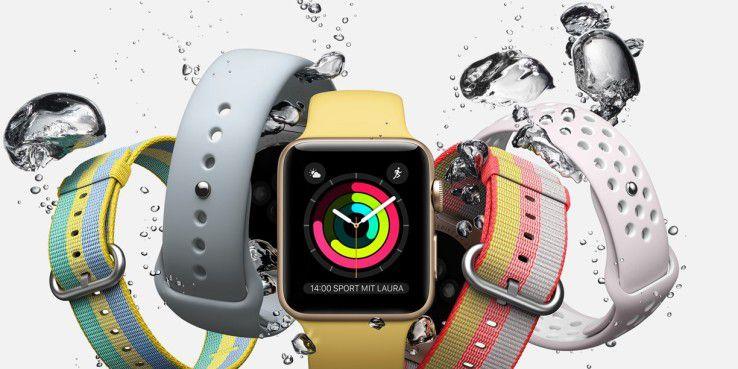 Apple Watch: 15 Millionen Stück im Jahr 2017