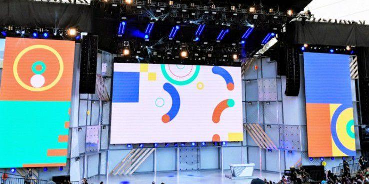 Android P mit Gesten und Google Assistant ruft Frisör an