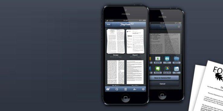 Die besten Scanner-Apps für Android