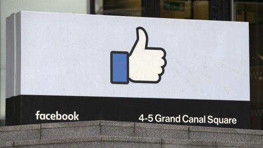 Facebook ist verwundbar.