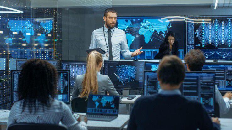 Mitarbeiter verlieren die Angst vor neuen Technologien, wenn sie über deren Funktionalität informiert werden.