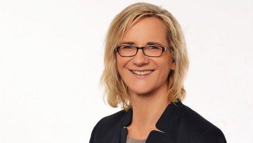 Jana Brendel wird ab Juli 2018 CIO und Mitglied der Geschäftsführung der Concardis Payment Group.