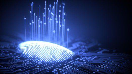 Ähnlich wie ein Fingerabdruck beim Menschen, benötigen Maschinen in der vernetzten Produktion eindeutige Identitäten.