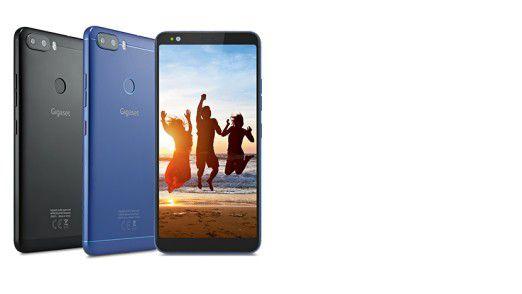 Gigaset GS370: Das deutsche Smartphone.