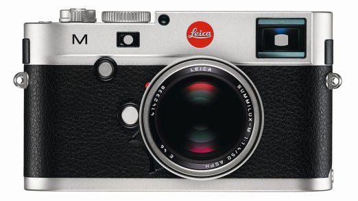 LEICA M (Typ 240): Der besondere Reiz der analogen Fotografie in Verbindung mit hochwertigen Kameras kommt bei den Kunden an.