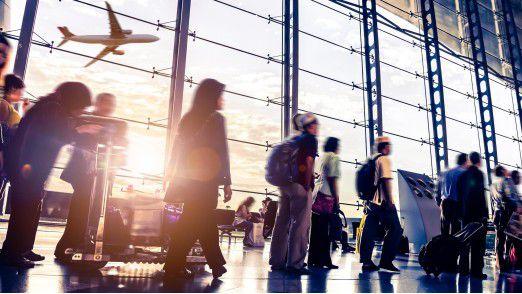Ärger über verlorenes Gepäck soll dank RFID-Chip zukünftig der Vergangenheit angehören.