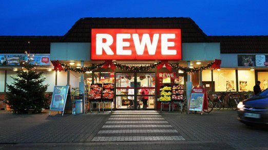 Rewe konzentriert sich wieder auf die Märkte. Der Online-Handel ist noch kein Standbein.