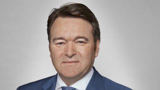 Der kommissarische Audi CEO Bram Schot.