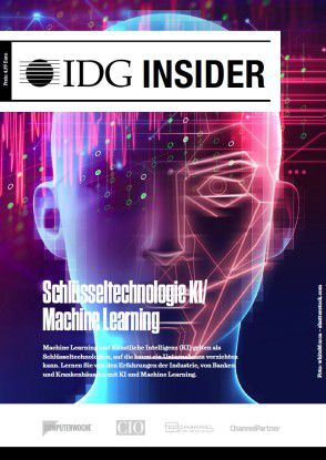 IDG Insider KI und Machine Learning