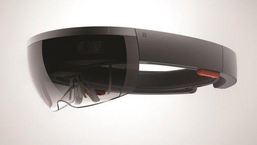 Als Endgeräte bei Mixed-Reality-Anwendungen können Datenbrillen wie die HoloLens von Microsoft zum Einsatz kommen - aber auch Tablets, Industrie-Notebooks oder Smartphones.