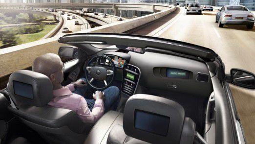 Das automatisierte Fahren gehört neben neuen Mobilitätsdienstleistungen zu den großen Wachstumsfeldern der Continental AG. Die IT spielt dabei eine zentrale Rolle.