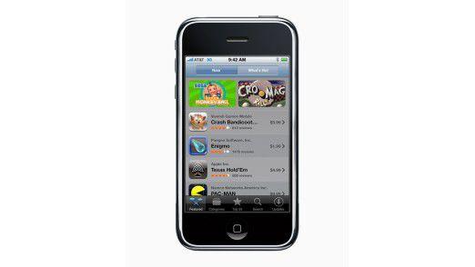 Am 10. Juli 2008 startetet der App Store von Apple. Er verhalf dem iPhone zum Siegeszug.