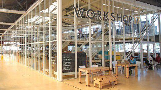 Im neuen Supply Chain Lab von Imperial Logistics in Kapstadt entstehen digitale Lösungen.