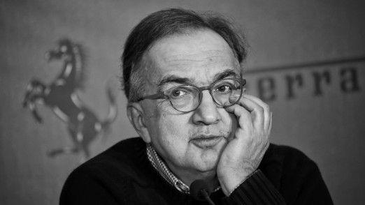 Sergio Marchionne starb im Alter von 66 Jahren.