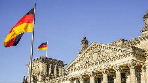 Bundestag: Die neue Außenwirtschaftsverordnung findet erstmals ihre Anwendung.