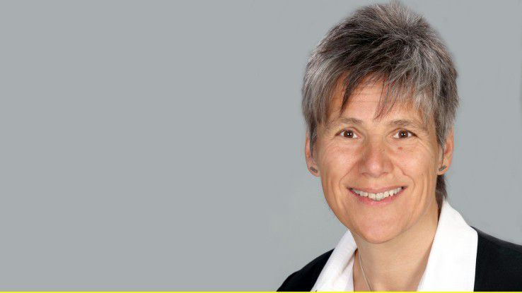 """Annette Bittmann wechselt vom hr zum rbb. Dort leitet sie die neue Hauptabteilung """"Mediensysteme und IT""""."""