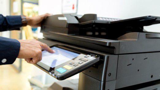 Bei dem Angriff wird eine manipulierte Bilddatei an das Faxgerät geschickt.