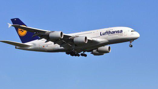 Diesen Airbus A380-800 fliegt eine Frau
