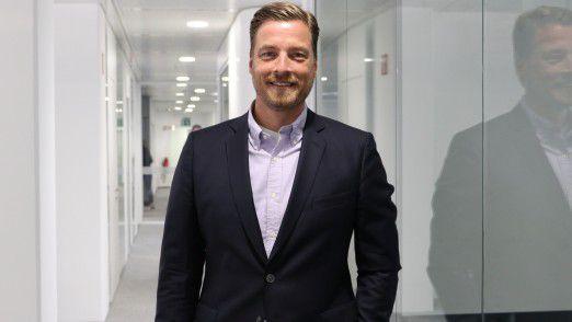 Andreas Möller ist neuer Geschäftsführer IT bei Aldi Nord.