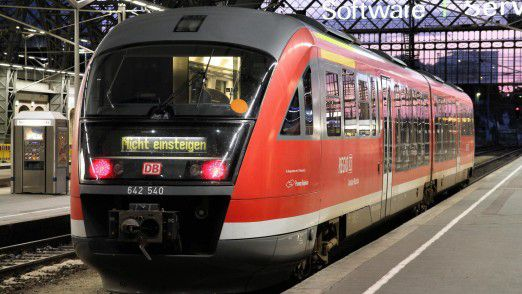 Die Deutsche Bahn unterhält ein eigenes Glasfasernetz und plant, es zu vermarkten.