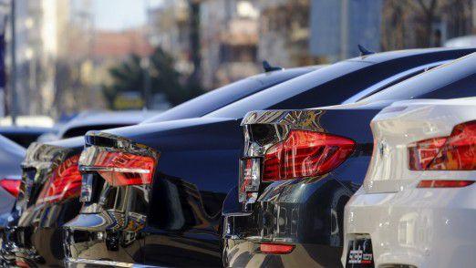 VW, Mercedes, Audi und BMW stehen unter Kostendruck.