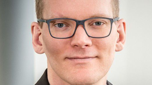 John-Asmus Burmester ist Head of IT and Digital Transformation bei Corestate.