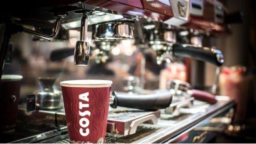 Mit Costa möchte Coca-Cola eine globale Kaffeemarke aufbauen.