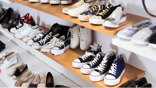 Sneaker sind in diesem Jahr besonders beliebt.