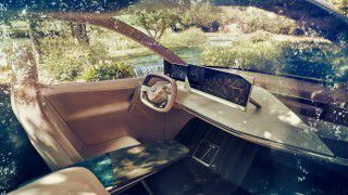 BMW Vision iNEXT: Interieur - Foto: BMW AG