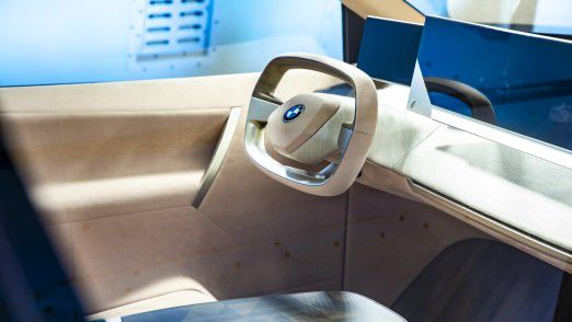 BMW Vision iNEXT - Cockpit