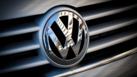 Die Geschäfte bei Volkswagen laufen glänzend. Die Verkäufe erreichen immer neue Rekorde.