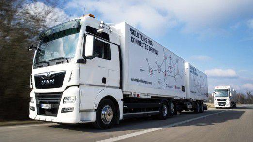 In der Logistik geht es darum, Fahrzeugeinsatz und Routen optimal zu planen. Daten und deren Analyse spielen dabei eine elementare Rolle.