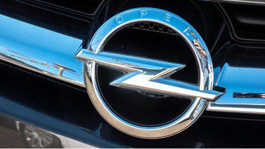 Das Opel-Werk Eisenach soll künftig den Geländewagen Grandland produzieren.