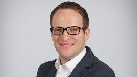 Stefan Heizmann ist neuer IT-Chef der Heidelberger Druckmaschinen AG.