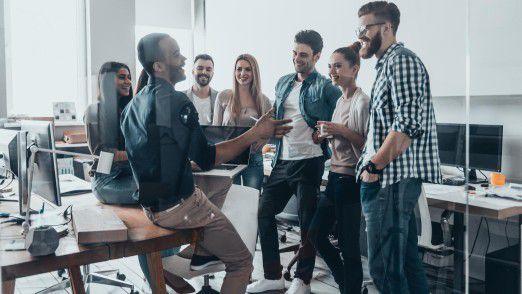 Teamleiter müssen es schaffen, die Teammitglieder intrinsisch zu motivieren. Monetäre Belohnungsinstrumente stehen ihnen nicht zur Verfügung.