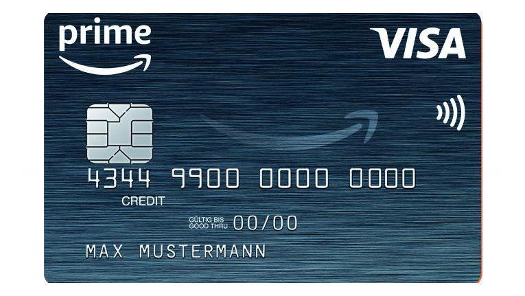 Amazon-Kreditkarte: Amazon gräbt sich immer tiefer in das Leben seiner Kunden.