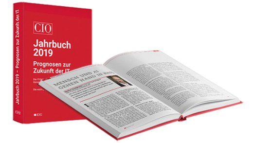 Das CIO-Jahrbuch 2019.