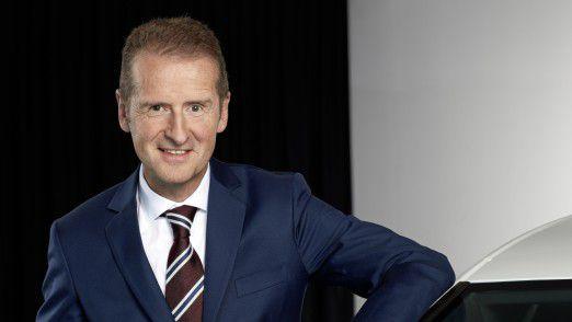 Herbert Diess hat eine steile Karriere hinter sich. Während ihm der CEO-Posten bei BMW verwehrt blieb, machte er große Karriere im weitaus größerem VW-Konzern.