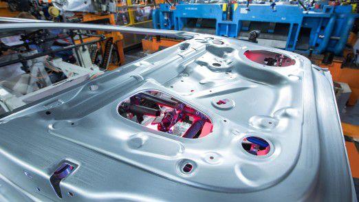 Deep Learning: Audi nutzt Machine Learning in der Serienproduktion