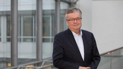 Karsten Schweichhart, Data Economy Executive der Deutschen Telekom AG und Vorstand im Cross-Business Architecture Lab (CBA Lab)