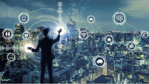 Das Internet der Dinge lässt CIOs nach den Sternen greifen - dabei darf die Sicherheit nicht zu kurz kommen.
