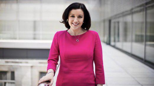 Die Staatsministerin im Bundeskanzleramt und Beauftragte der Bundesregierung für Digitalisierung, Dorothee Bär, ist die neue Schirmherrin der Digital Leader Initiative.