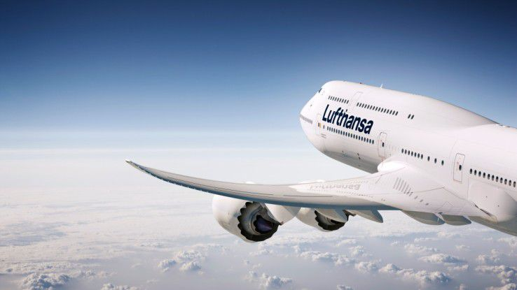 Lufthansa will die führende Airline der Welt werden – auch mit Hilfe einer IT, die sich aktiv in neue Geschäftsmodelle einbringt.