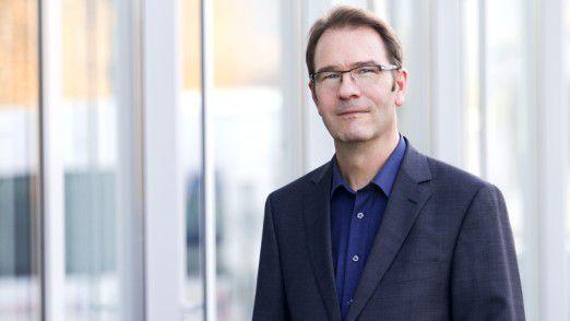Klaus Rotter verantwortet seit Oktober 2018 die IT bei TII, einem Hersteller von Schwerlasttransportern.