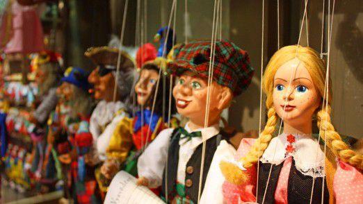 Miarbeiter wollen nicht wie Marionetten behandelt werden.