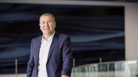 Innovation Award: Klaus Straub und seine IT-Organisation sind der Eisbrecher, der die Digitalisierung der BMW Group ermöglicht.