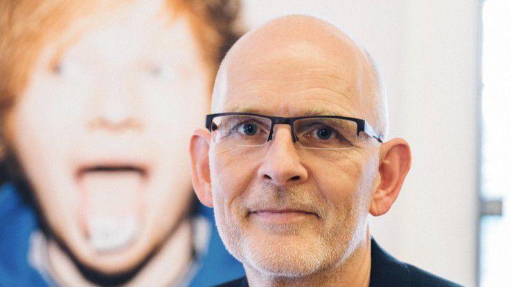 """Mittelstand TOP 10: Andreas Igler schuf einen """"Zugewinn an Transparenz, Geschwindigkeit und Effizienz"""", so die Jury."""