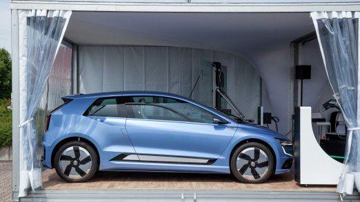 Ab 2022 will VW einen E-Kleinwagen für unter 20.000 Euro auf den Markt bringen.