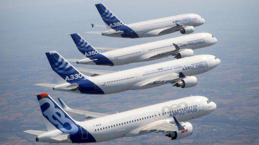 Airbus macht mit Icertis gemeinsame Sache in Sachen Contract Management.